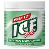 Refit Ice masážní gel s eukalyp. +menthol. 230ml