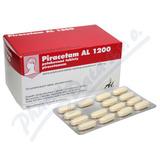 Piracetam AL 1200 por. tbl. flm. 120x1200mg
