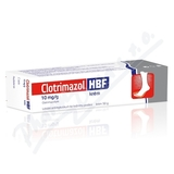 Clotrimazol HBF drm. crm. 1x50g 1%