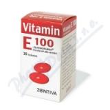 Vitamin E 100 Zentiva por. cps. mol. 30x100mg