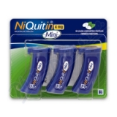 NiQuitin Mini 4mg  60 pastilek