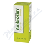 Ambrosan 15mg/5ml sirup 100ml/300mg