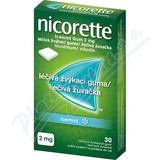 Nicorette Icemint Gum 2mg orm. gum mnd. 30x2mg