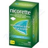 Nicorette Icemint Gum 4mg 105 žvýkaček bez cukru