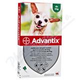 Advantix pro psy spot. on. do 4kg a. u. v. 1x0. 4ml