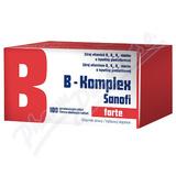 B-komplex forte Zentiva drg. 100 GLASS