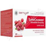 Barnys SuperCranberry kanadské brusinky cps. 20