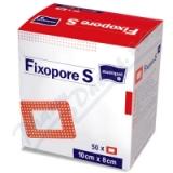 Fixopore S 8 x 10 cm á 50 ks sterilní náplast