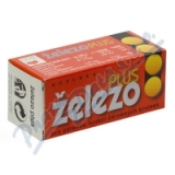 ŽELEZO Plus tbl. 60