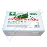 Autolékárnička plastová bílá 182-2011 AGBA