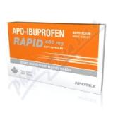 Apo-Ibuprofen Rapid 400mg 20 kapslí