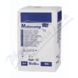 Matocomp 10 x 10cm 100ks komprese z gázy