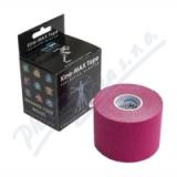 KineMAX Classic kinesiology tape růžová 5cmx5m