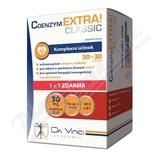 Coenzym EXTRA! Classic30mg DaVinci tob. 30+30ZDARMA