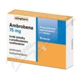 Ambrobene 75mg 10 tobolek
