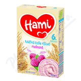 Hami kaše ml. rýžová s malinami 225g