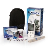 Glukometr AKCE SD-CheckGOLD +50 proužků navíc