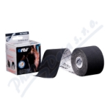 ARES kinesiology tape 5cm x 5m černá