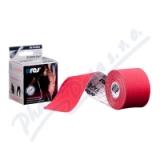 ARES kinesiology tape 5cm x 5m červená