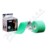 ARES kinesiology tape 5cm x 5m zelená