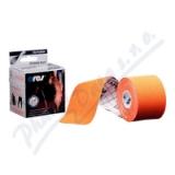 ARES kinesiology tape 5cm x 5m oranžová