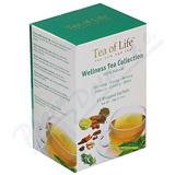 Tea of Life Wellness Tea 6 druhů n. s. 24x1. 5g