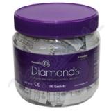 Gelující sáčky Diamonds 100 ks