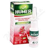 HUMER SINUSITIS velmi ucpaný nos, rýma sprej 15 ml