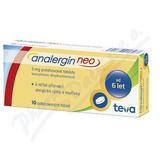 Analergin Neo 5mg 10 tablet
