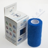 KineMAX Cohesive elastické samofixační 10cmx4. 5m modré