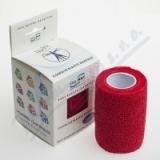 KineMAX Cohesive elastické samofixační 7. 5cmx4. 5m červené