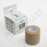 KineMAX Cohesive elastické samofixační 5cmx4. 5m tělové