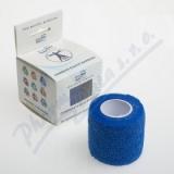KineMAX Cohesive elastické samofixační 5cmx4. 5m modré