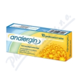 Analergin 10mg 10 tablet