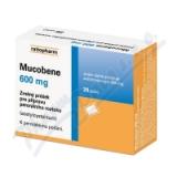 Mucobene 600mg granule pro přípravu roztoku 20x3g/600mg