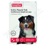 SOS Flea and Tick 3. 562g obojek pro psy 70cm