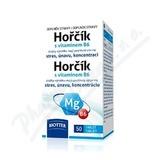 Hořčík 125 mg s vitamínem B6 tbl. 50