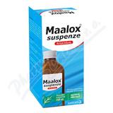 Maalox suspenze 35mg/ml+40mg/ml por. sus. 1x250ml II