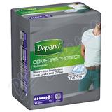 Inkontinentní kalhotky DEPEND Normal S-M pro muže 10ks