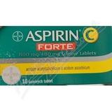 Aspirin C Forte šumivé tablety 10 tablet