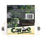 Carbo medicinalis PharmaSwiss tbl. 20
