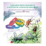 Náramek proti komárům a klíšťatům s esenciál. oleji