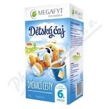 Megafyt Dětský čaj Dýchací cesty n. s. 20x2g Novinka