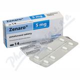 Zenaro 5 mg 14 potahovaných tablet
