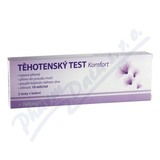 MedPharma Těhotenský test Komfort 10mlU-ml 2ks