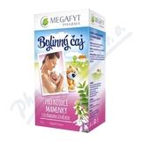 Megafyt Byl. čaj pro koj. maminky s jestřab. 20x1. 5g