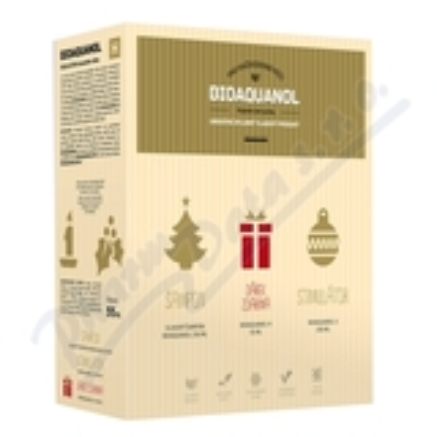 Bioaquanol Vánoční bal. (Šampon+Stimul. 250ml+dárek)
