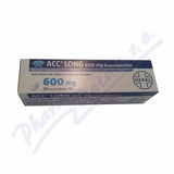 ACC Long 600mg 20 šumivých tablet