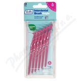 TePe mezizubní kartáčky Angle růžové 0. 4mm 6ks 154610