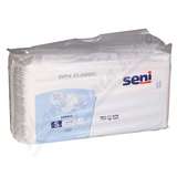 Seni Super Classic Small 30ks inkontinentní plenkové kalhotky